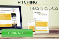Pitching Masterclass Learn More